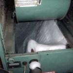 A C - Frozen Evaporator