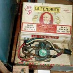 Wiring - cigar junction box